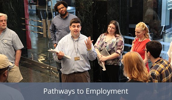 Evidence-based techniques to increase employment outcomes for people with disabilities. It includes resources for teachers to integrate career aducation into the classroom or a community-based setting.