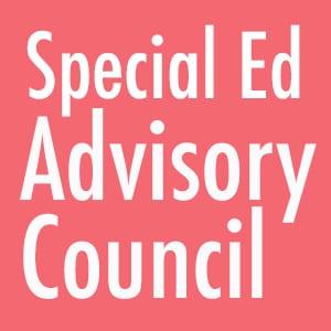 SPED Advisory Council